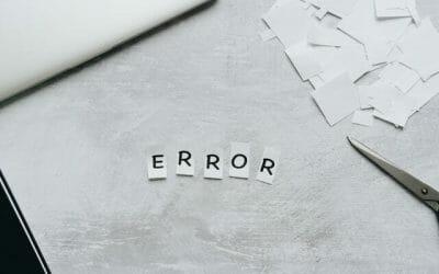 Fehler finden – Konzentrationstest für Verwaltungsfachangestellte