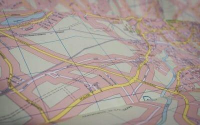 Stadtplan – Verwaltungsfachangestellte Test | Orientierungsvermögen