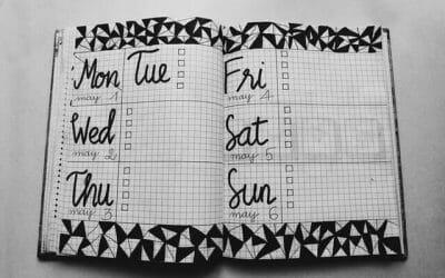 Wochentage – Einstellungstest Verwaltungsfachangestellte | Logik